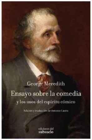 George Meredith espíritu comedia