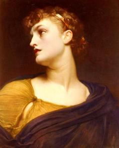 Antígona (Frederic Leighton, 1830-1896)
