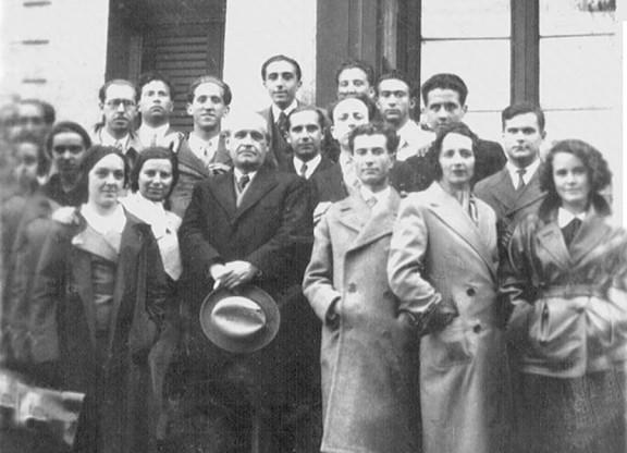 Ortega María Zambrano