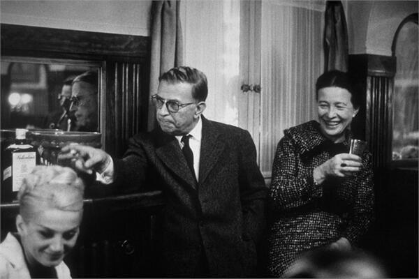 SImone Sartre