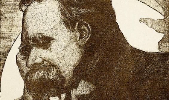 karl-bauer-friedrich-nietzsche-1899-lithography