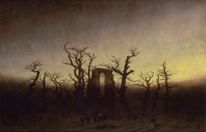 Ruinas Friedrich