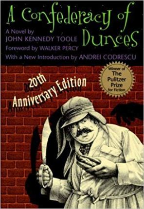 John Kennedy Toole book