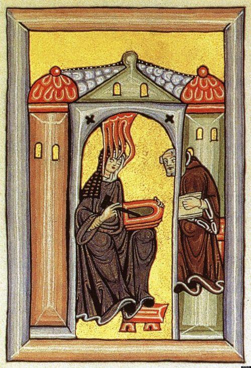 Hildegard y Volmar