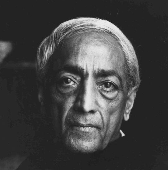Krishnamurti J